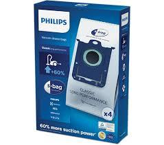 PHILIPS s-bag 4 BAGS*8710103291381 [8710103291381]
